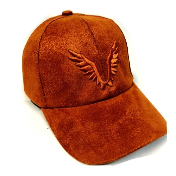 Color on Color Suede Strapback
